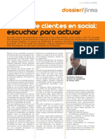 Artículo Contact Center 2.0 - Gestión de clientes y usuarios en redes sociales