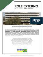 Controle Externo Cespe-unb 2001-2013