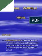 Examenul câmpului vizual + vedere cromatică