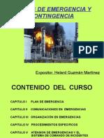 1.- Introduccion a Planes de Emergencia