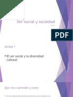 Ser social y sociedad{{{.pptx