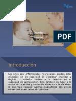 Tratamiento en La Deglución Infantil