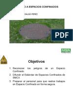 Presentación MSA Espacios Confinados