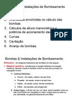 Apostila - Bombas e Instala__es de Bombeamento