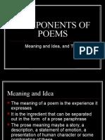 meaning idea   tone