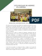 Nota de Prensa de El Corte Inglés 2016