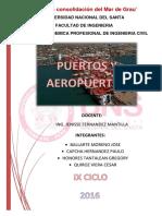 Informe de Puertos