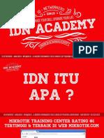 Idn Academy