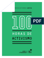 100 Horas PDF