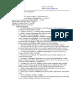Jobswire.com Resume of zhol9652
