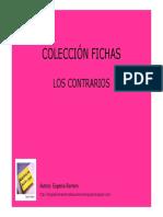 Colección Fichas_los Contrarios_eugenia Romero