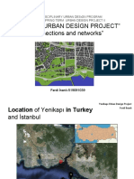 Yenikapı Urban Design project - Intersections and networks´Ferdi inanlı