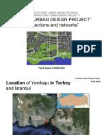 Yenikapı Urban Design project - Intersections and networks´Ferdi inanlı