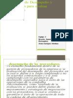 (798896934) 216579692 Parametros de Desempeno y Comerciales Para Evaluar Proveedores