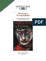 Dossier Yo Soy El Fuego de Oscar Vela