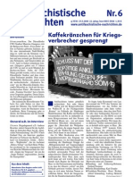 antifaschistische nachrichten 2006 #06