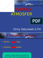 Dinamika Atmosfer (Bab 2)