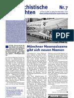 antifaschistische nachrichten 2006 #07