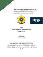 BST Hordeolum Eksternum Palpebra Superior OS