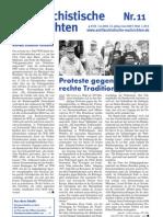 antifaschistische nachrichten 2005 #11