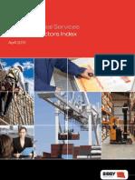 Business Factors Index April 2010