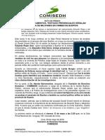 [NP] Mediante documentos, testigos presenciales señalan autoría de militares en crimen de Bustíos