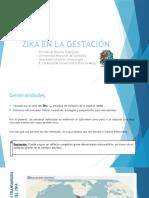 Zika en La Gestación