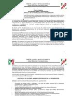 Estatuto FJR PRI Salamanca