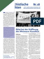 antifaschistische nachrichten 2006 #18