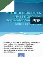 Metodología de La Investigación-hernández Sampieri