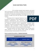 RMK Standar Audit Sektor Publik