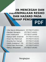 Risiko Dan Hazard Kasus Pengkajian