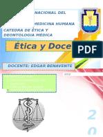 ETICA Y DOCENCIA MEDIA MONOGRAFIA