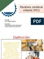 Parálisis Cerebral Infantil PCI