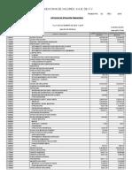 Pemex Estados de Situación Financiera 2015