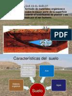 Agrostología Suelo
