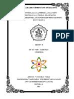 RPP Materi Pemanasan Global dan dampaknya