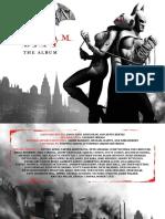 Digital Booklet - Batman_ Arkham Cit