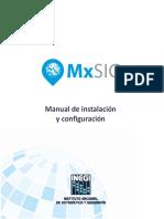 Manual de Instalacion de Mxsig