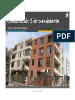 02-Construcción Sismo Resistente Estructuras II 2016