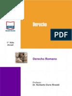 Derecho Romano UCASAL