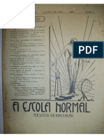 A Escola Normal Nº 3 de 1924