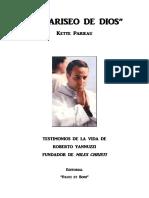 ROBERTO YANNUZZI El Fariseo de Dios - Kette Parieau