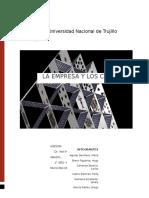 Expo La Empresa y Comprobantes de Pago Completo