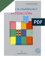ATENCION Ejercicios de Rehabilitación