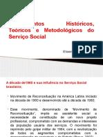 Fundamentos Históricos, Teóricos e Metodológicos Do Serviço- 28.03