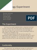 psychology experiment