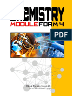Chemistry Module Form 4 Complete Set