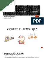 El Lenguaje Clase 1