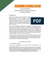 Concejo Deliberante Apuntes Sobre Su Integracion Competencia y Funcionamiento